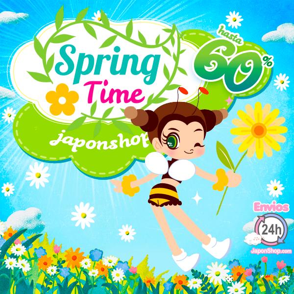 Primavera en Japonshop los precios altera ¡Ofertas!