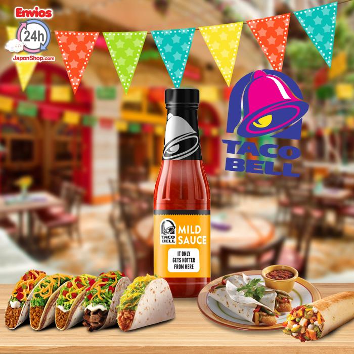 Taco Bell! Acércate a los sabores mejicanos