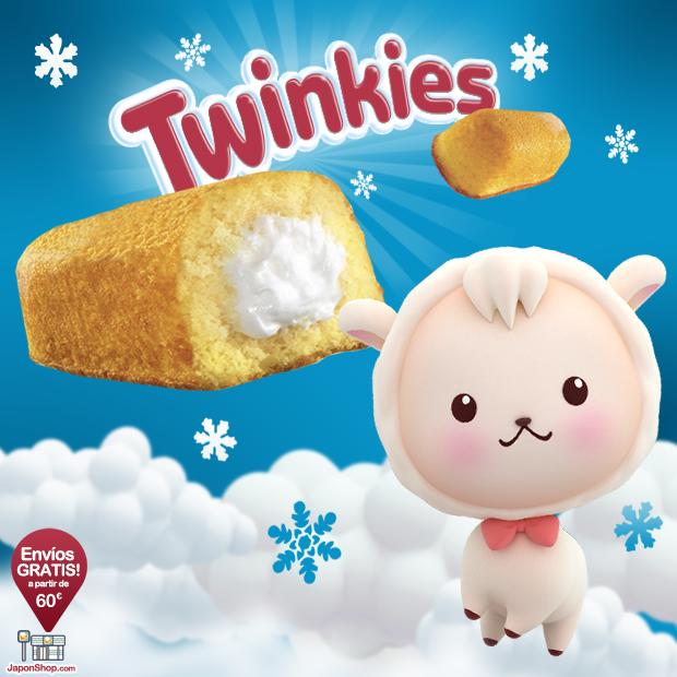 Combini Lovers comida japonshop recetas  Twinkies burrito receta del pastel más rico