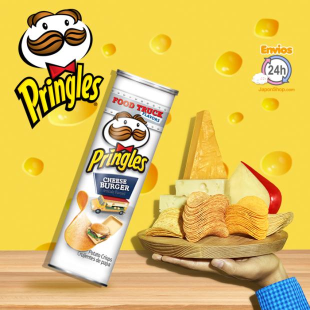 Combini Lovers comida recetas  Pringles - Receta pizza de Superpilopi