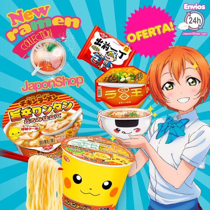 RamenDay muchas novedades y ofertas en noodles