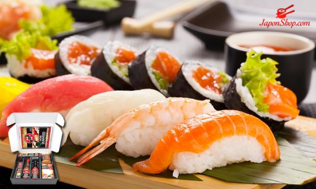 Combini Lovers comida japon japonshop  Sushi prepáralo en casa con Japonshop