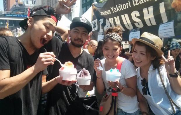 comida curiosidades japon japonshop  Kakigori más Fanta la locura de este verano