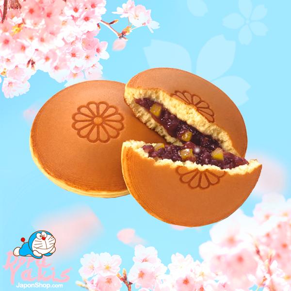 comida japonshop recetas  Icecream Dorayaki helado y pastelitos de Doraemon