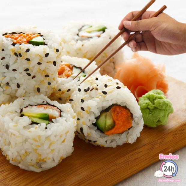 Concursos japonshop  Concurso Instagram Sushi con Japonshop