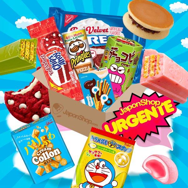 Combini Lovers japonshop  Descuento 10% en todos los dulces y snacks hasta el sábado