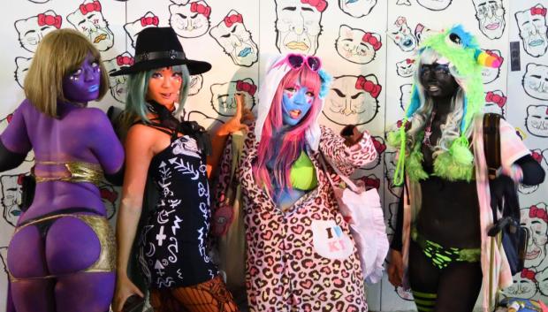 actualidad curiosidades japon  Ishoku hada la moda de la piel única en Japón