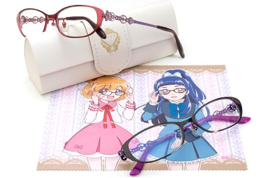 Animegane la primera óptica de gafas Anime en Akihabara
