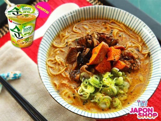 comida corea japonshop  Gastronomía Coreana con Myvida y Japonshop