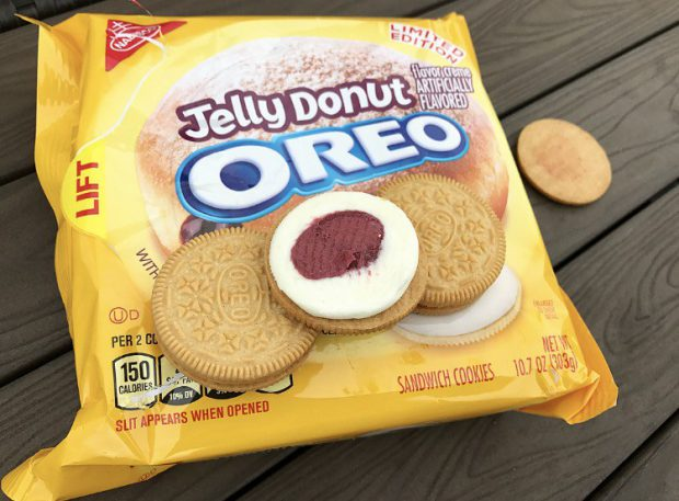 Combini Lovers japonshop  Oreo Donut Jelly - Probando ando oreos alucinantes!
