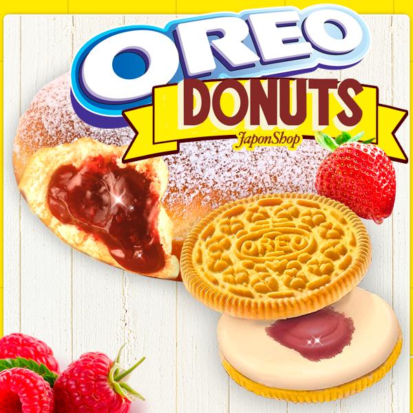 Oreo Donut Jelly - Probando ando oreos alucinantes!