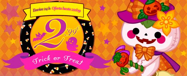 ACTUALIZADO! Nos asomamos a Halloween con PROMO gastos ENVÍO