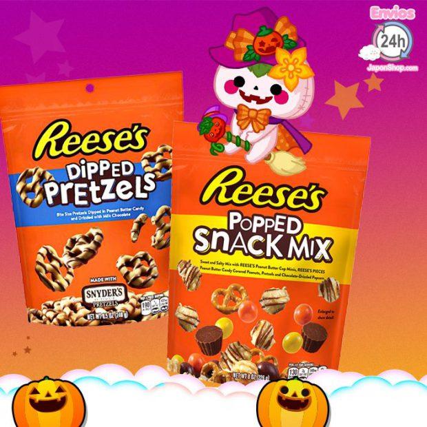 Concursos  NUEVO SORTEO Halloween Oreo y Pringles en Japonshop!!