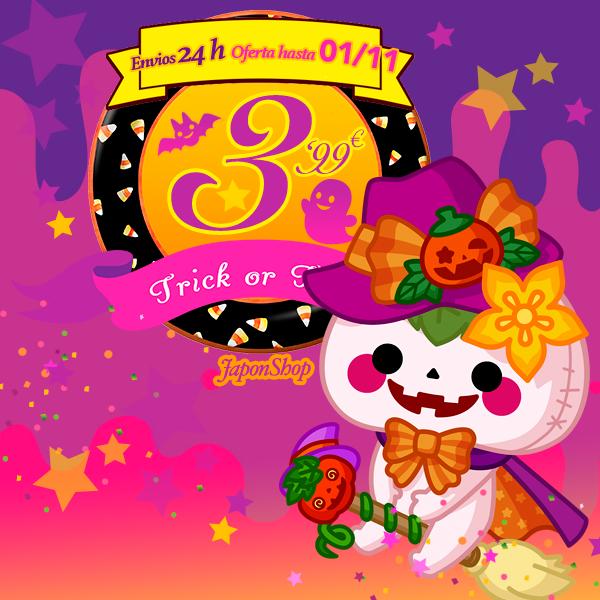 AMPLIAMOS PROMO - Halloween es diversión! con ENVÍO REBAJADO mola mogollón!