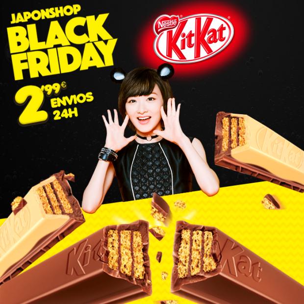 actualidad japonshop  BlackFriday 2017 llega a Japonshop! Irasshai!!