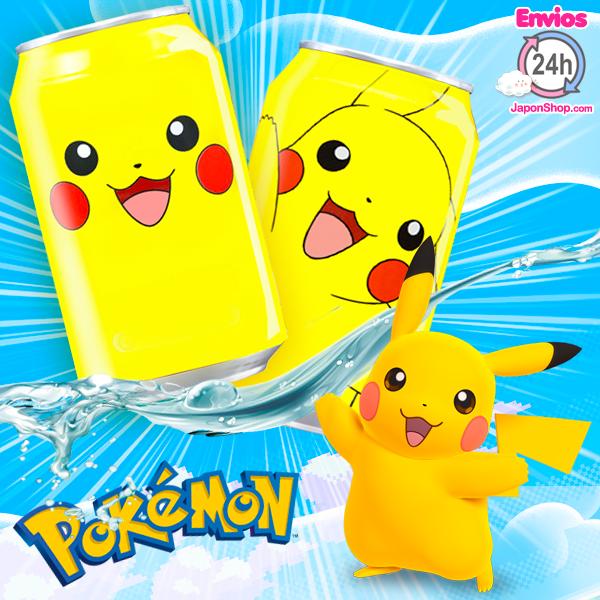 Combini Lovers japonshop  Nuevas sodas de POKEMON - Hazte con todas!