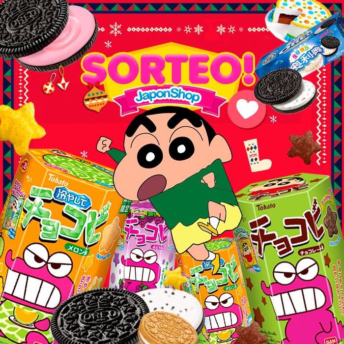 Chocobi y Oreo nuevo SORTEO en Japonshop