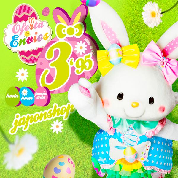 Pascua en Japonshop con envío rebajado es TOP! ÚLTIMO DÍA!