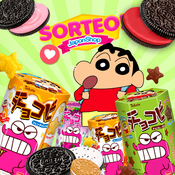 ShinchiSORTEO de OREO y chocobis!!