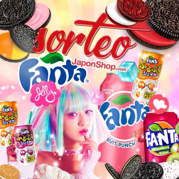 Concursos  SORTEO Fanta Furu Furu y OREO!