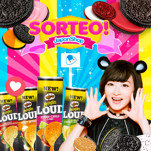 Pringles y Oreo! Casi verano y NUEVO SORTEO!
