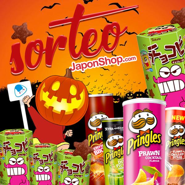 Nuevo SORTEO Pringles y Chocobi ShinChan!