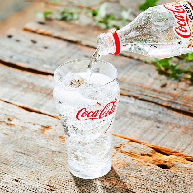 japonshop  Nueva Coca Cola Japan Clear