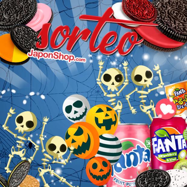 Concursos  Spooky SORTEO Halloween FANTA y OREO!