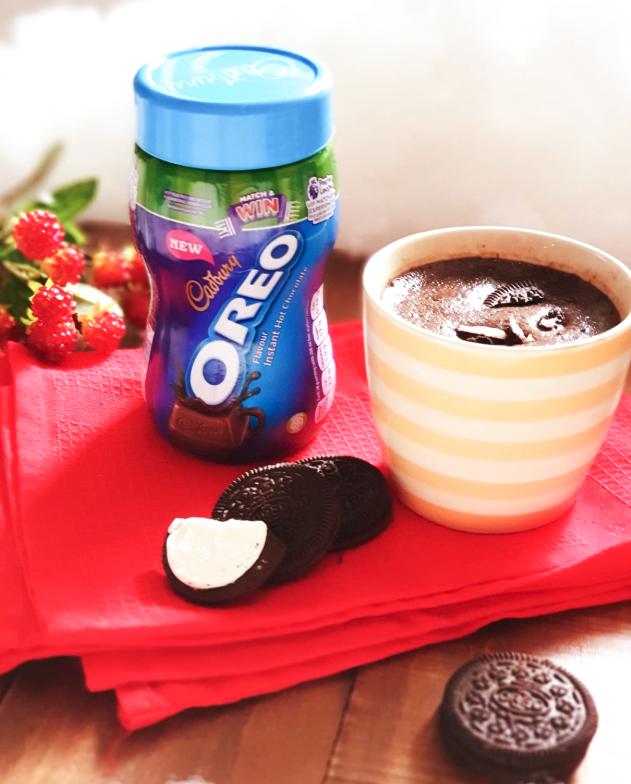 Chocolate Instantáneo Oreo