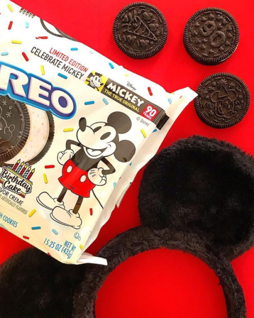 japonshop  Edición LIMITADA OREO Mickey Mouse!