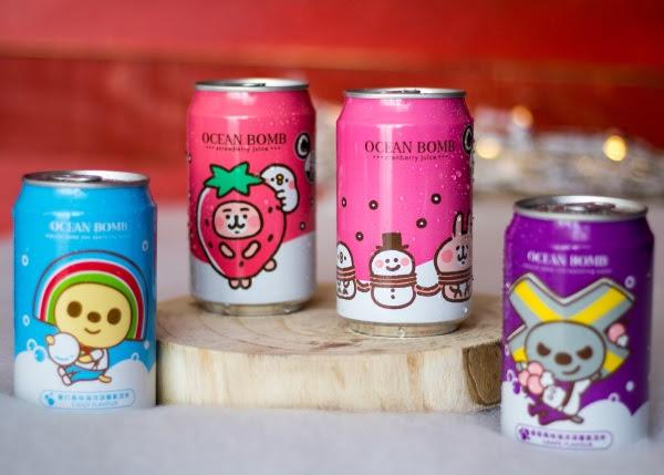 Nuevos refrescos de Kanahei's Small Animals