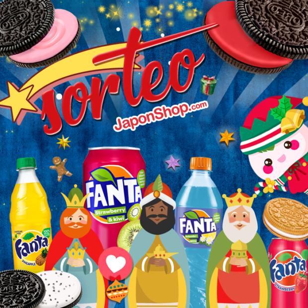 Concursos  Llegan los Reyes Magos!! Con SORTEO FANTA y OREO!!