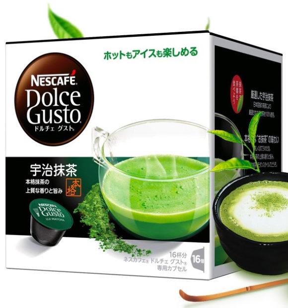 japon japonshop  Descubre las cápsulas Dolce Gusto de Te Matcha
