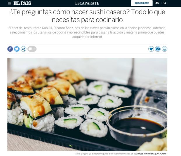 actualidad curiosidades japonshop  El PAÍS recomienda Japonshop.com