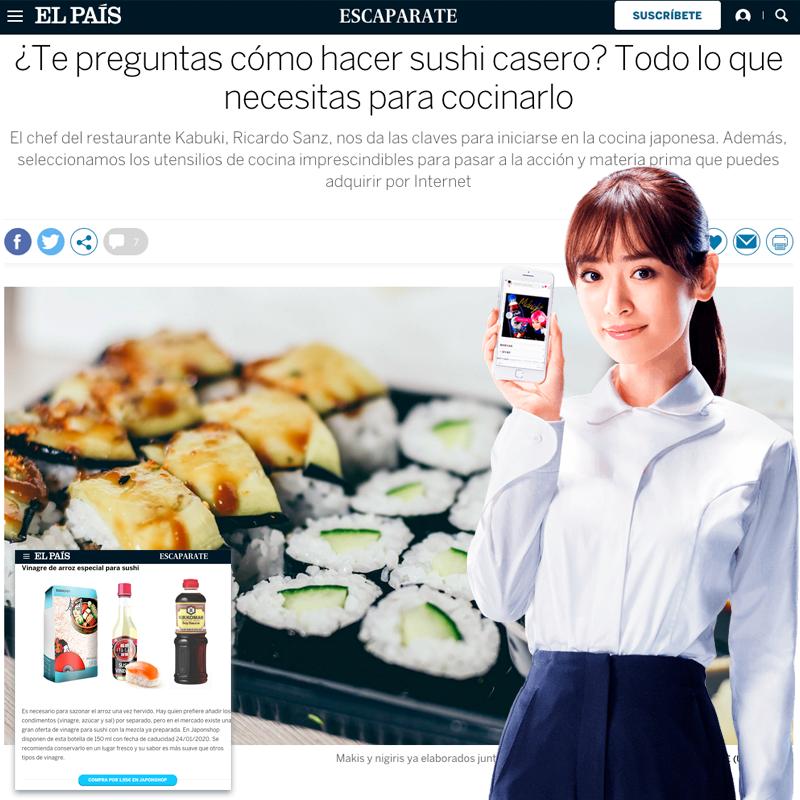 El PAÍS recomienda Japonshop.com