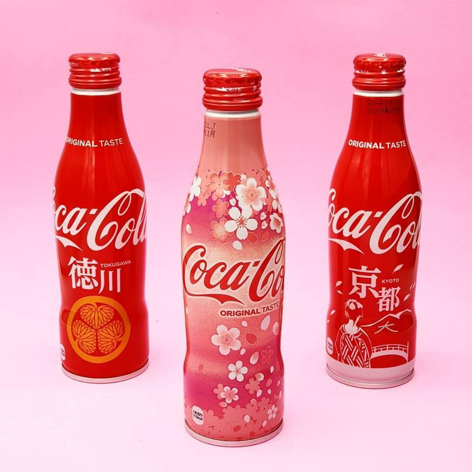 Colección completa de Coca Cola Japan en Japonshop
