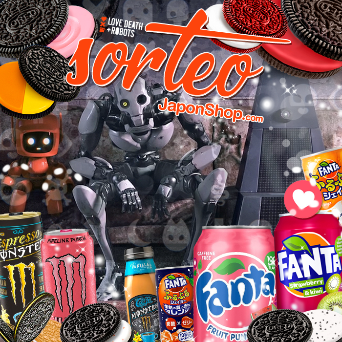 Love, Death AND MONSTER! Sorteo con OREO!