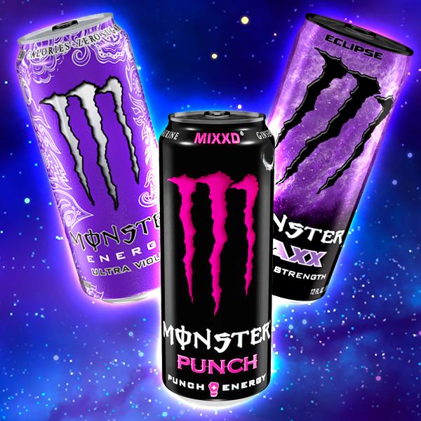Si te gusta la vivir la Noche, las Monsters más oscuras y potentes