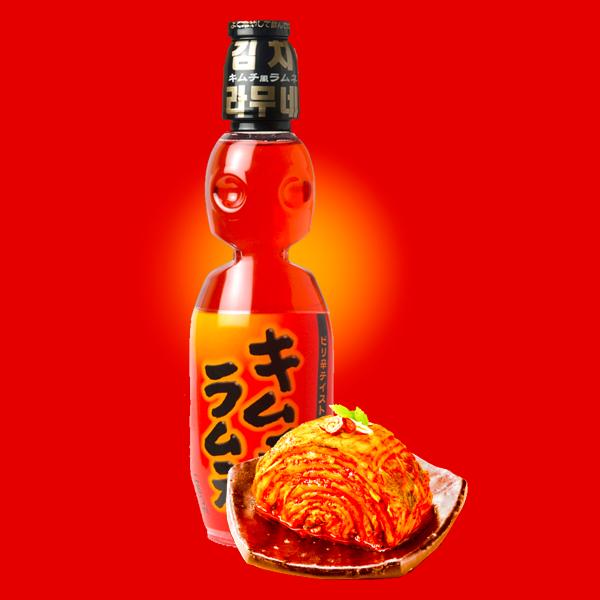 ¡Ramune Sabor Kimchi por sólo 1€! 60% DTO