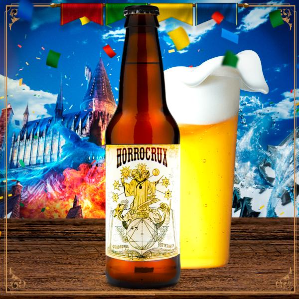 NUEVA Cerveza de Mantequilla de Harry Potter