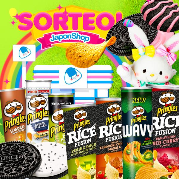 Sorteo de PASCUA Pringles y Oreo