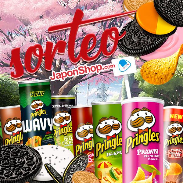 Vienen OLAS! Sorteo Pringles y Oreo