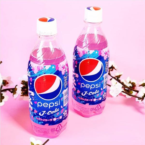 japonshop  Pepsi Japonesa J-Cola Sakura