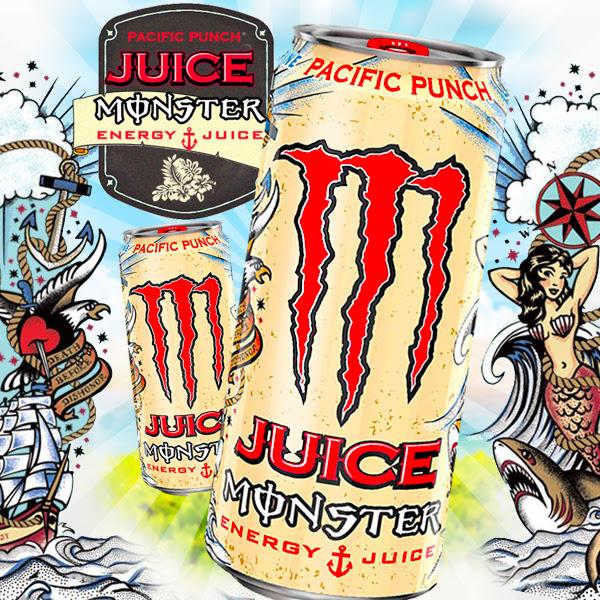 De nuevo en Japonshop Monster Pacific Punch