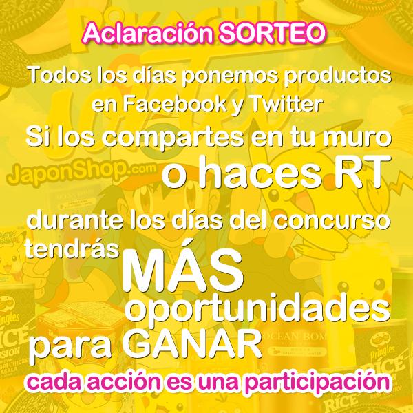 Concursos  Vuelve Pikachu con SORTEO Pringles y OREO!