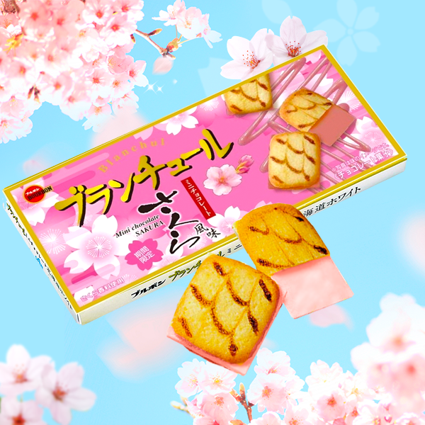 Galletas con Onza de Chocolate de Sakura