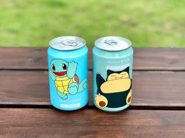 Sin categoría  Vuelven bebidas POKEMON de sabores afrutados!