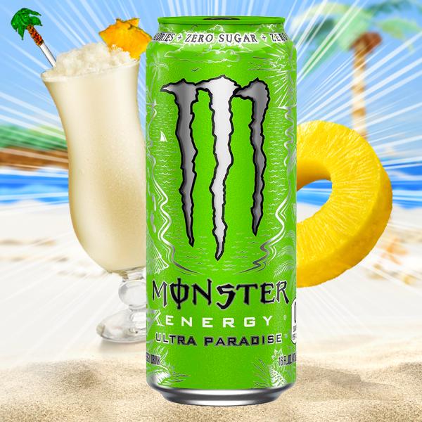 Monster Ultra Paradise Zero Sugar