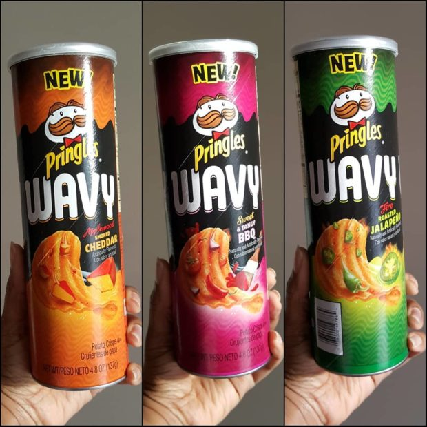 Concursos  Pringles WAVY combo de OREO igual a SORTEO!