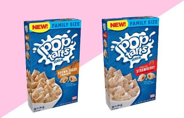 Concursos  Nuevos cereales POP TARTS para flipar!!